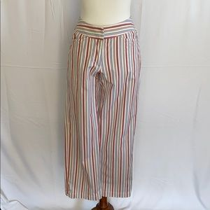 Striped Adidas Chinos
